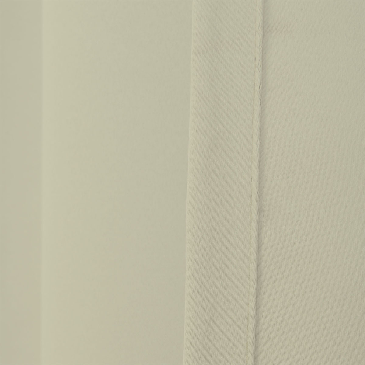 thermo vorhang kr uselband blackout uni beige ca 140x245cm blickdicht. Black Bedroom Furniture Sets. Home Design Ideas